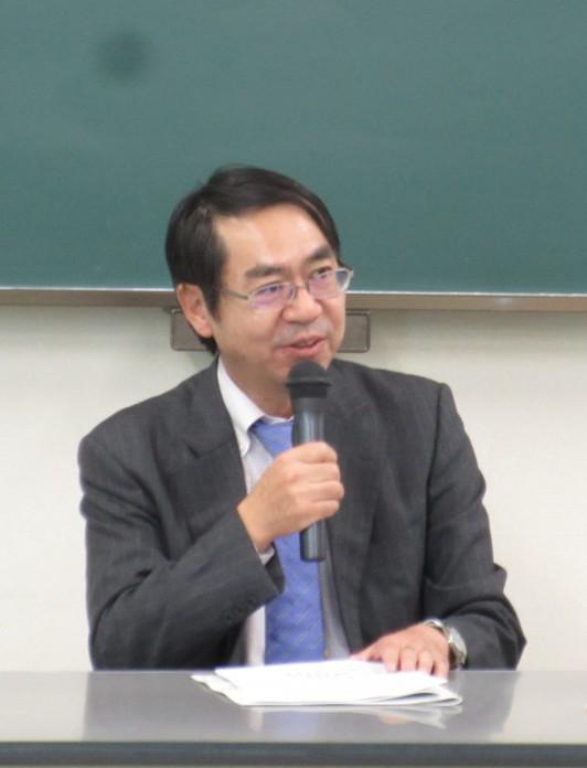 専務理事 鈴木晴光 様